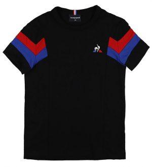Le Coq Sportif T-shirt - Tri - Sort