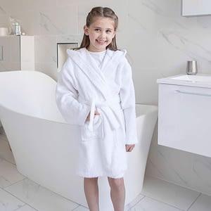 Badekåbe med navn 2 linere