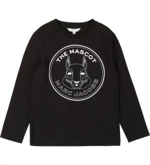 Little Marc Jacobs Bluse - Soho S2 - Sort m. Print