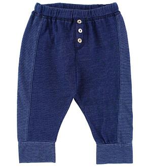 Noa Noa Miniature Bukser - Denimblå