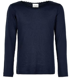 The New Bluse - Bailey - Navy