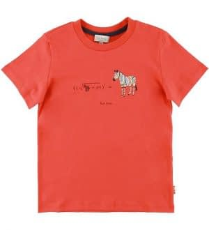 Paul Smith Junior T-shirt - Aban - Rød