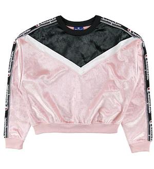 Champion Fashion Bluse - Velour - Rosa
