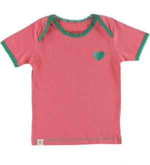 AlbaBaby T-shirt - Vera - Tea Rose Beauty Needles