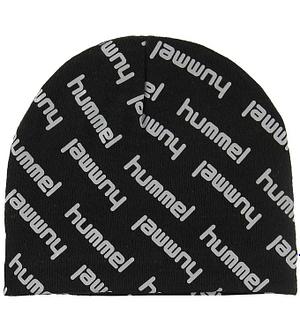 Hummel Hue - City - Sort m. Allover Logo