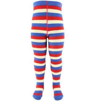 AlbaBaby Strømpebukser - Alba - Snorkel Fun Stripes