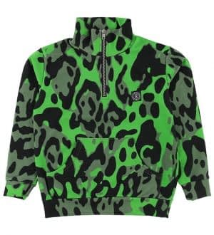 Sometime Soon Sweatshirt - Magnet - Camouflage