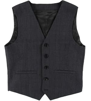 Grunt Vest - Klaes - Blue Check