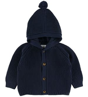 Hust and Claire Cardigan - Clint - Strik - Navy
