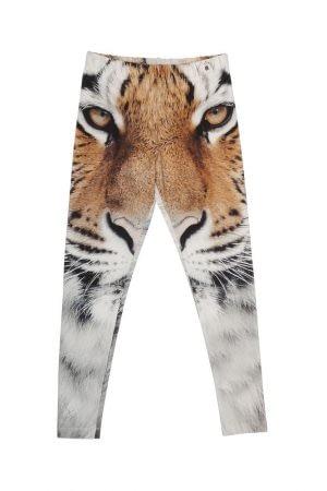 Popupshop Leggings - Tiger