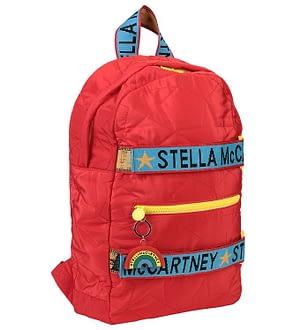 Stella McCartney Kids Rygsæk - Rød/Blå/Gul