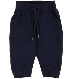 Mini A Ture Sweatpants - Isak - Carbon