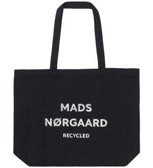 Mads Nørgaard Shopper - Athene - Sort/Sølv