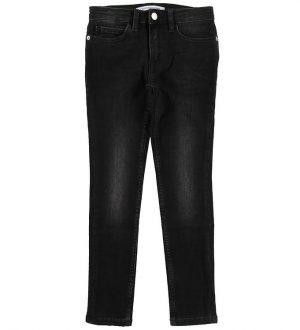 Calvin Klein Jeans - Skinny - Sort