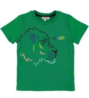 Kenzo T-shirt - Jessy - Grøn