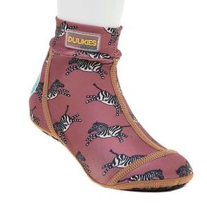 Duukies Badesok - Zebra