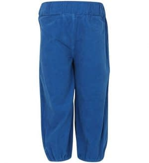 Danefæ Fløjlsbukser - Havblå