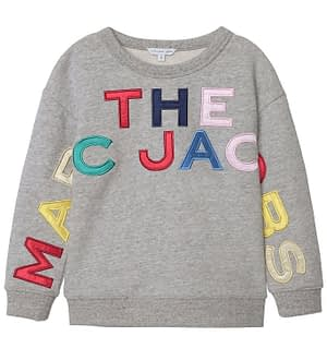Little Marc Jacobs Bluse - Gråmeleret
