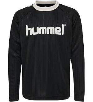 Hummel Teens Bluse - Clark - Sort