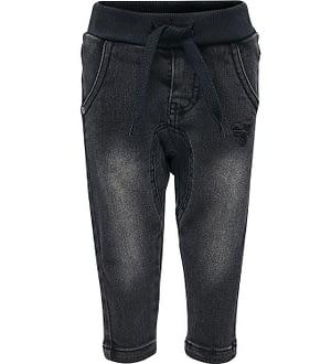 Hummel Jeans - Asker - Mørkegrå