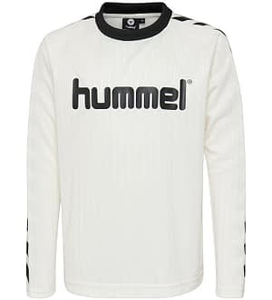 Hummel Teens Bluse - Clark - Hvid
