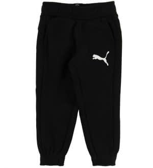 Puma Sweatpants - Essential - Cotton Black