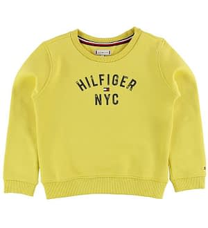 Tommy Hilfiger Bluse - Essential - Aspen Gold