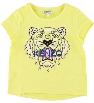 Kenzo T-shirt - Tiger - Lemon
