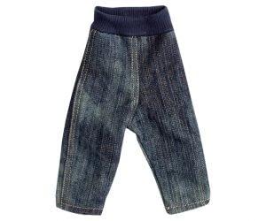Medium kaniner - Jeans (blå)