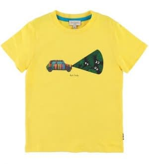 Paul Smith Junior T-Shirt - Abdel - Gul