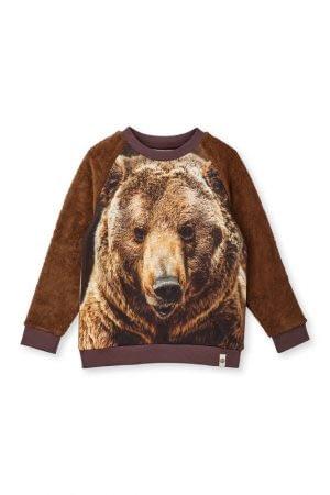 Popupshop Basis Sweatshirt - Bjørn