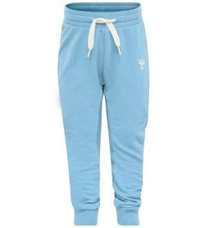 Hummel Sweatpants - Apple - Lyseblå