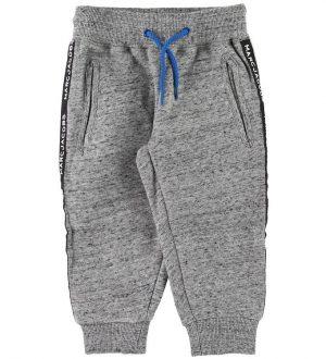 Little Marc Jacobs Sweatpants - Gråmeleret