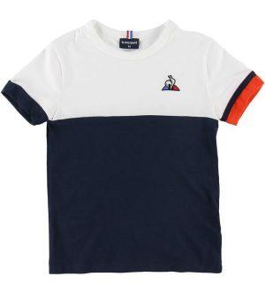 Le Coq Sportif T-shirt - Bat - Sky Captain