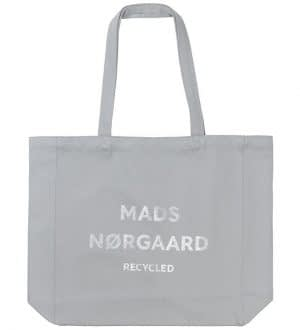 Mads Nørgaard Shopper - Athene - Grå/Sølv