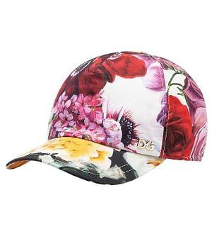 Dolce & Gabbana Kasket - Hvid m. Blomster