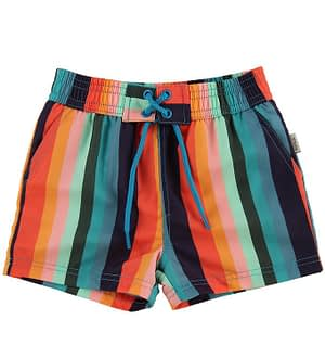 Paul Smith Junior Badeshorts - Toshiro - Multistribet