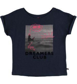 Roxy T-shirt - Navy m. Print