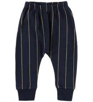 Gro Bukser - August - Navy/Dusty Mustard