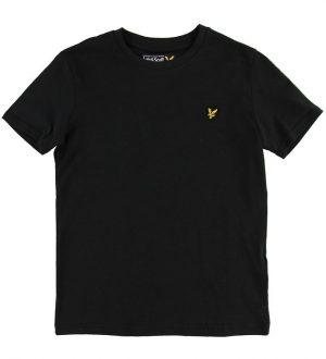 Lyle & Scott Junior T-shirt - Sort m. Logo