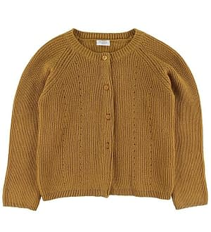 Hust and Claire Cardigan - Carolyn - Gul
