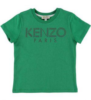 Kenzo T-shirt - Sport Line Logo JB 3 - Vivid Green