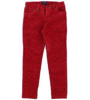 Polo Ralph Lauren Fløjlsbukser - Rød