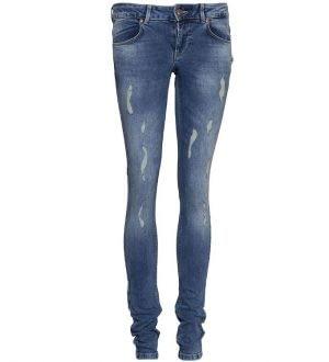 Cost:Bart Jeans - Nanna - Lys Blå Denim
