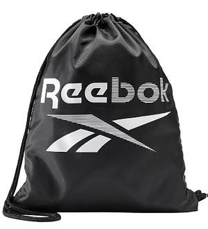 Reebok Gymnastikpose - Sort m. Logo