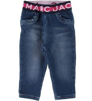 Little Marc Jacobs Jeans - Denim/Fuchsia