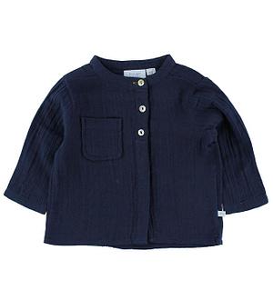 Noa Noa Miniature Skjorte - Navy