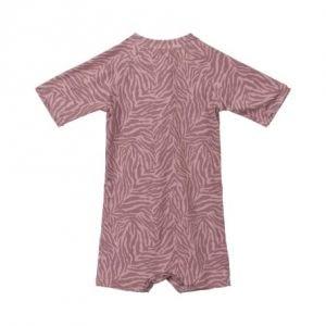 Petit By Sofie Schnoor Uv Dragt Rosa - Tøjstørrelser: 86