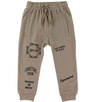 Sometime Soon Sweatpants - Fantastic - Olive Grey