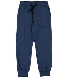 Fendi Kids Sweatpants - Mørkeblå